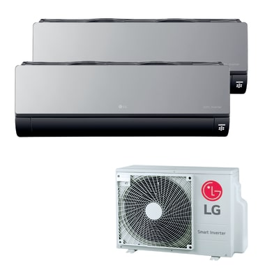 Climatizzatore dualsplit LG Artcool 12000 BTU