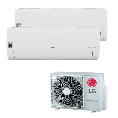 Climatizzatore dualsplit LG Libero Smart 12000 BTU classe A+++