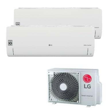 Climatizzatore dualsplit LG Libero Smart 9000 BTU classe A+++