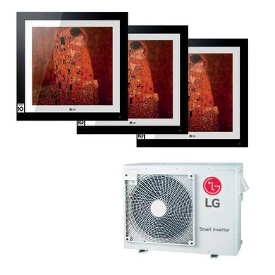 Climatizzatore trialsplit LG Artcool Gallery 12000 BTU
