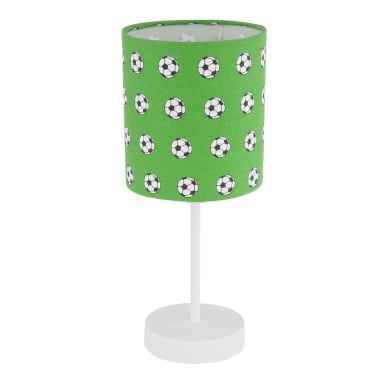 Lampada da scrivania Lemmi Lampada tavolo verde, in pvc, E14 IP20