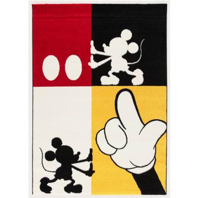 Tappeto Mickey Modern , multicolor, 100x150