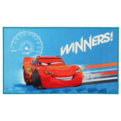 Tappeto Cars Winner , multicolor, 80x140 cm