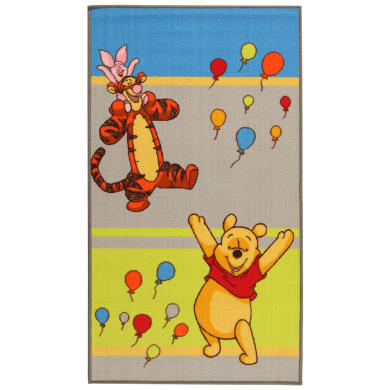 Tappeto Winnie Baloons , multicolor, 80x140