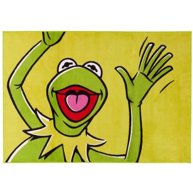 Tappeto Kermit , verde, 90x150 cm