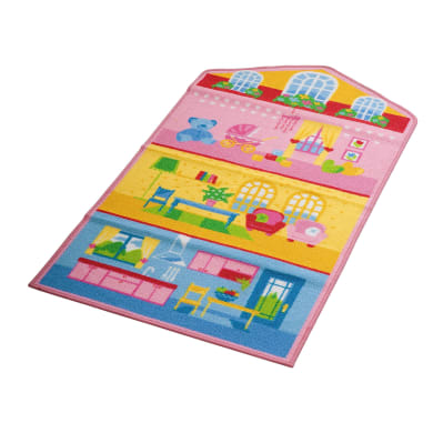 Tappeto Dollhouse 2 , multicolor, 80x140