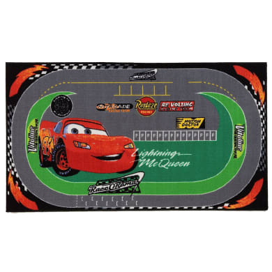 Tappeto Cars Racing , multicolor, 100x170