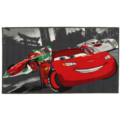 Tappeto Cars world , multicolor, 80x140 cm