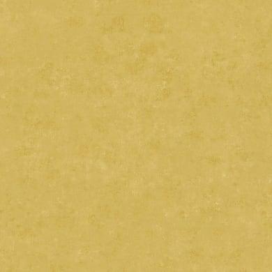 Carta da parati Nuvolato unito senape, 53 cm x 10 m