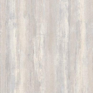 Carta da parati Cemento fiammato tortora, 53 cm x 10 m