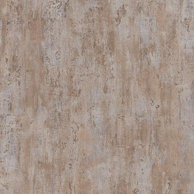 Carta da parati Cemento lavato ruggine, 53 cm x 10 m