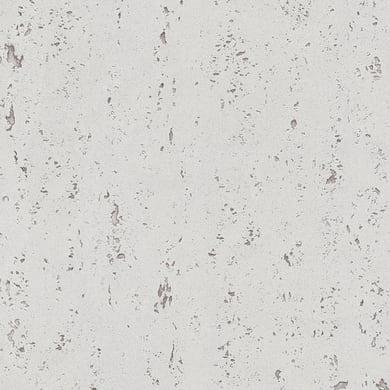 Carta da parati Travertino grigio, 53 cm x 10 m