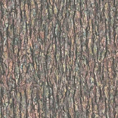 Carta da parati Corteccia multicolor, 53 cm x 10 m