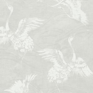 Carta da parati Birds grigio