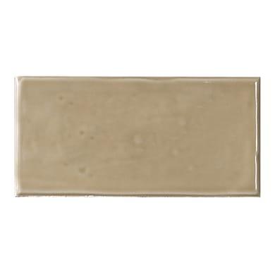 Piastrella Glamour 7.5 x 7.5 cm sp. 6 mm beige