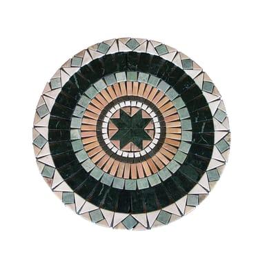 Rosone Brindisi H 90 x L 90 cm multicolore
