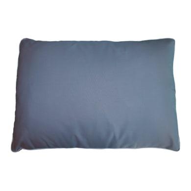 Cuscino da pavimento Dralon blu 60x80 cm