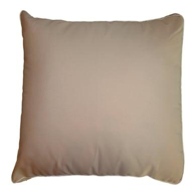 Cuscino da pavimento Dralon ecrù 60x60 cm