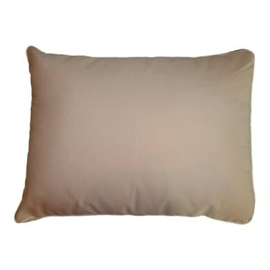 Cuscino da pavimento Dralon ecrù 60x80 cm
