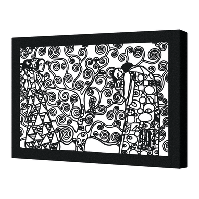 Decorazione da parete AUTORE6 50x36 cm