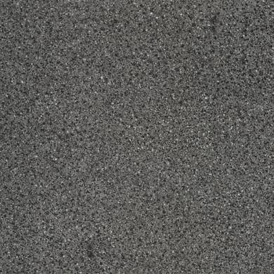 Pavimento pvc in rotolo Granito , Sp 0.55 mm grigio