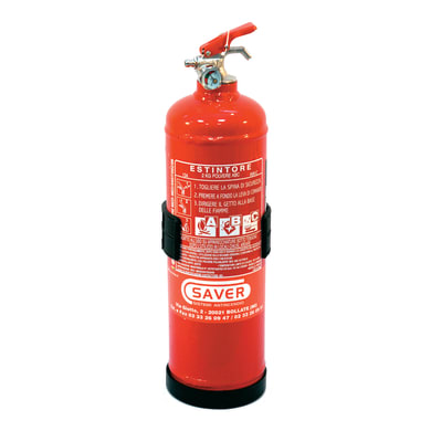 Estintore SAVER A024 polvere