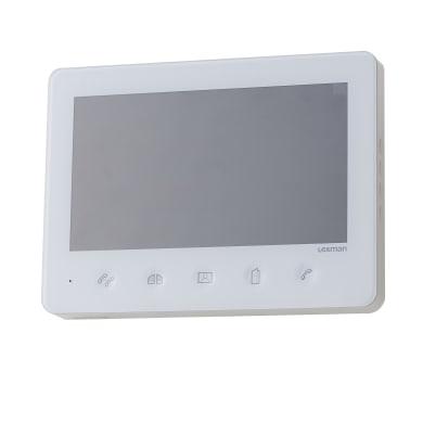 """Schermo supplementare per videocitofono LEXMAN Schermo LCD 7"""" aggiuntivo"""