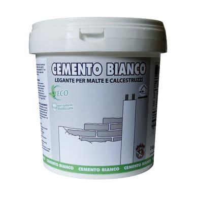 Cemento GRAS CALCE bianco 3 Kg