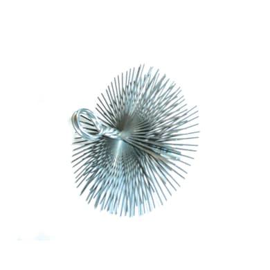 Pulitore scovolo tondo Ø 15 cm