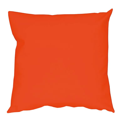Fodera per cuscino Viadana ruggine 60x60 cm