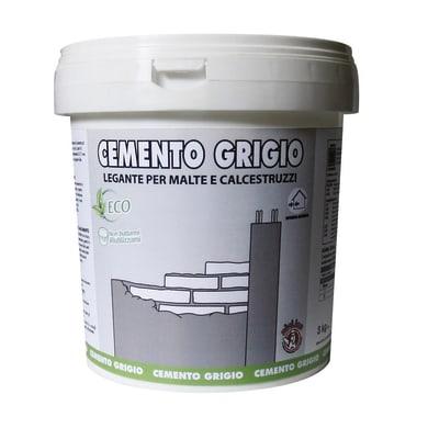 Cemento GRAS CALCE grigio 3 Kg