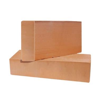 Mattone pieno marrone 6 cm x 25 mm Sp 12 cm