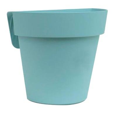 Vaso Up EURO3PLAST in plastica colore acquamarina