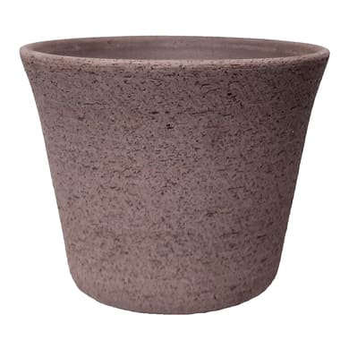 Vaso Sparta Etrusco in terracotta colore terracotta etrusco Ø 25 cm