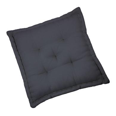 Cuscino da pavimento INSPIRE Elema blu 60x60 cm Ø 0 cm