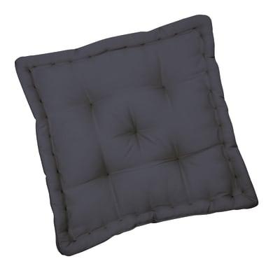 Cuscino da pavimento INSPIRE Elema blu 40x40 cm Ø 0 cm