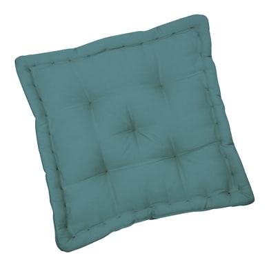 Cuscino da pavimento INSPIRE Elema acqua 40x40 cm Ø 0 cm
