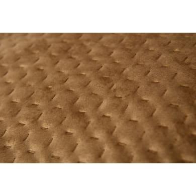 Cuscino Carlie cammello 40x40 cm