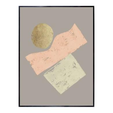 Stampa incorniciata Sinuous 23.7x30.7 cm