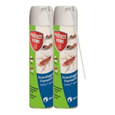 Insetticida liquido per scarafaggi, formiche PROTECT HOME