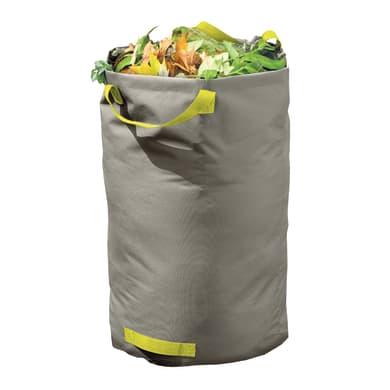Sacchi spazzatura 100 L beige - verde