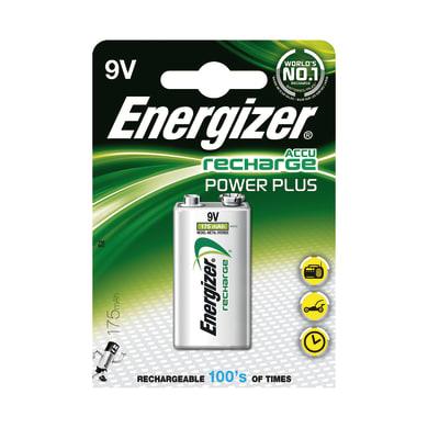 Pila ricaricabile 9 V ENERGIZER Recharge 1 batteria