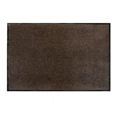Zerbino Constant in poliammide marrone 60x90 cm