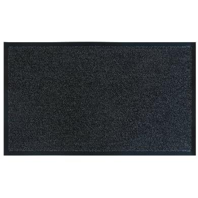 Zerbino Gabriel in polipropilene grigio 60x90 cm