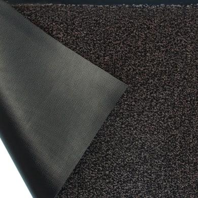 Zerbino Gabriel in polipropilene marrone 60x90 cm