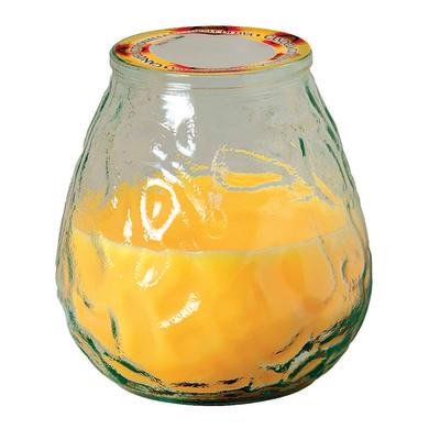 Candela anti-zanzara al profumo di citronella
