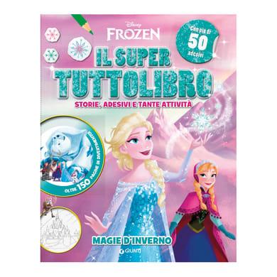Libro Frozen, il super tuttolibro Disney