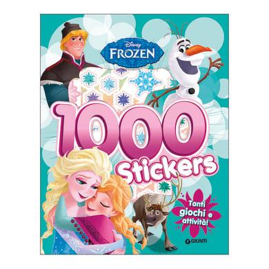 Libro Frozen, 500/1000 stickers  Disney