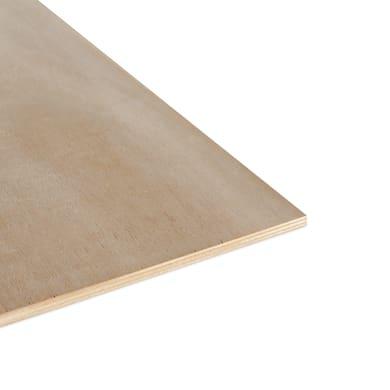 Pannello compensato okoumé da esterno Sp 15 mm al taglio