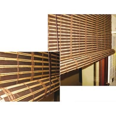 Tenda a rullo Africa wengè 120x300 cm